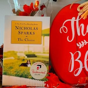 The Choice by Nicholas Sparks Softcover (2007)